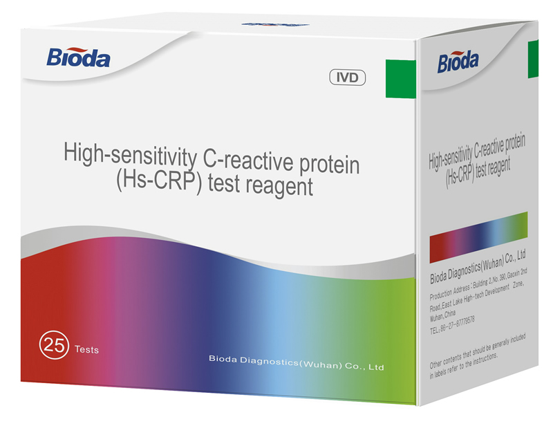 High-sensitivity C-reactive protein (Hs-CRP) test reagent
